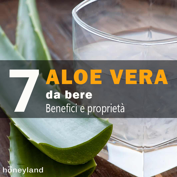 Aloe vera benefici scientificamente provati